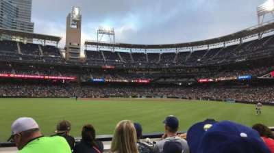 PETCO Park, section: 132, row: 2, seat: 5