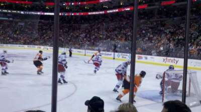 Wells Fargo Center, section: 106 , row: 4, seat: 5