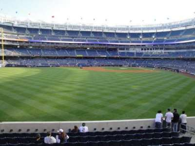 Yankee Stadium, section: 236, row: 1, seat: 10