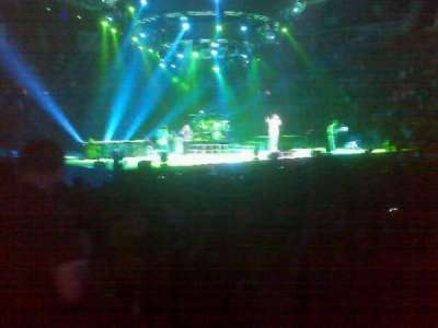Mandalay Bay Events Center, section: 108, row: 7, seat: 7