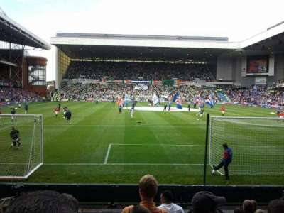 Ibrox Park, section: cop, row: j, seat: 102