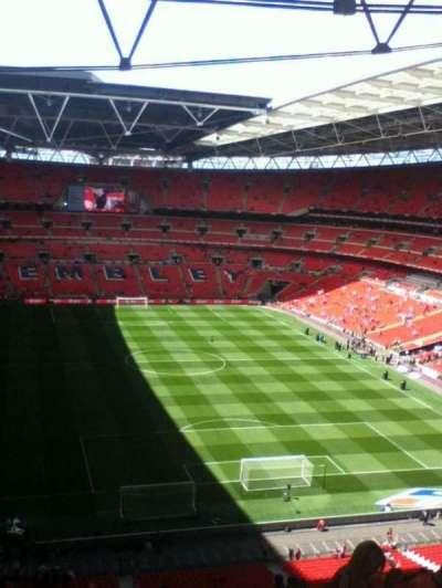 Wembley Stadium, section: 515, row: 18, seat: 58
