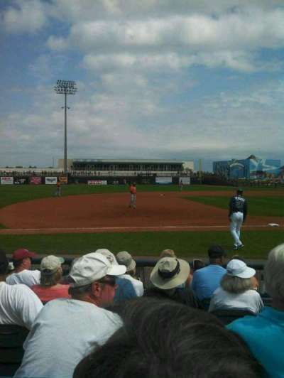 Charlotte Sports Park, section: 114, row: 7, seat: 6