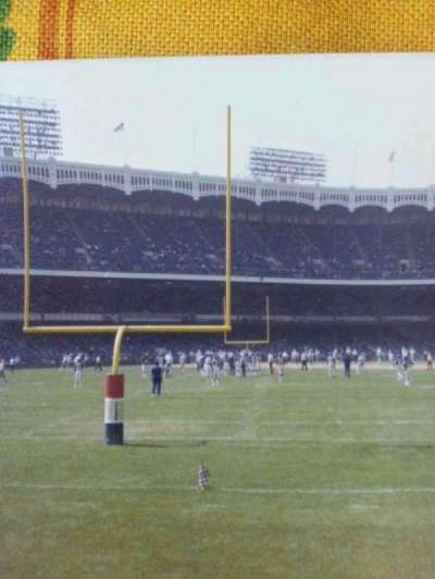 Old Yankee Stadium, section: 41, row: a, seat: 1