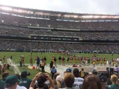 Lincoln Financial Field Interactive Lacrosse Seating
