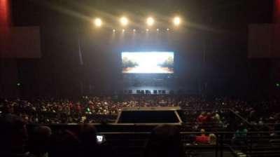 Verizon Theater, section: 305, row: DDD, seat: 5