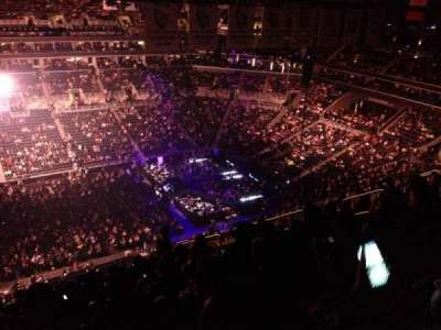 Barclays Center, section: 226, row: 18, seat: 4