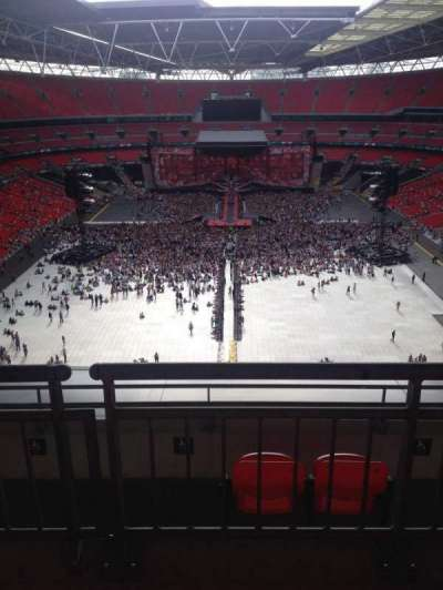 Wembley Stadium, section: 514, row: 16, seat: 2