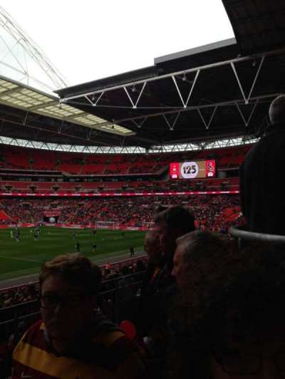 Wembley Stadium, section: 230, row: 50, seat: 222