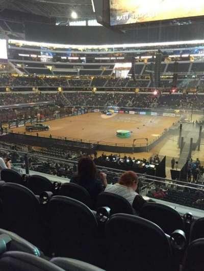 AT&T Stadium, section: C209, row: 4, seat: 11