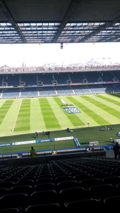 Murrayfield Stadium, section: 29, row: MM, seat: 1