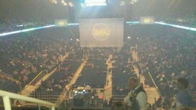 Greensboro Coliseum, section: 222, row: H, seat: 14