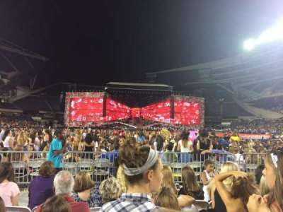 Soldier Field, section: D4, row: 6, seat: 16, 17