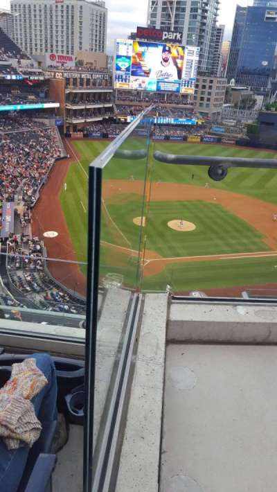PETCO Park, section: UI303, row: 9, seat: 14