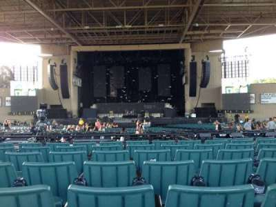 Ruoff Home Mortgage Music Center Section F Row M
