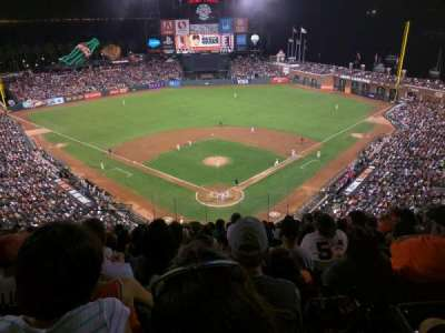 AT&T Park section 315