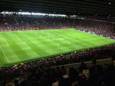 Old Trafford, section: NE3424, row: 27, seat: 11