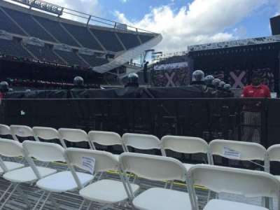 Soldier Field, section: C3, row: 24, seat: 16