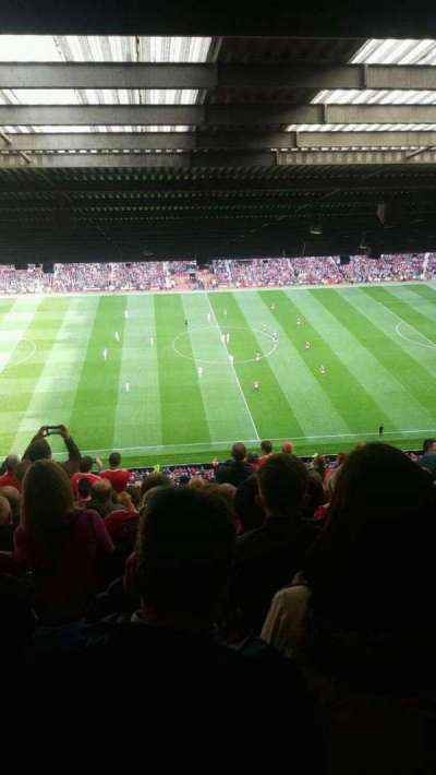 Old Trafford, section: n4404, row: 16, seat: 151