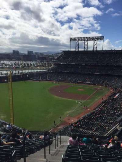AT&T Park, section: 333, row: 12, seat: 22