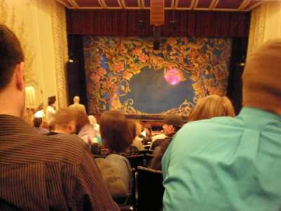 Heinz Hall, section: Family Circle Center, row: K, seat: 108