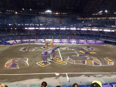Rogers Centre, section: 513R, row: 4, seat: 10