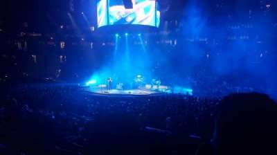 TD Garden, section: Loge 11, row: 14, seat: 1