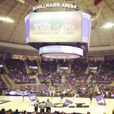 Schollmaier Arena, section: 110, row: C, seat: 13