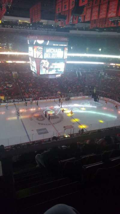 Wells Fargo Center section 212