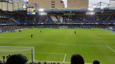 Stamford Bridge, section: U12, row: BB, seat: 57