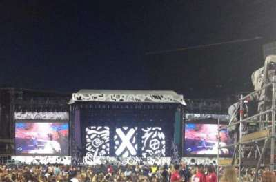 Soldier Field, section: D4, row: 15, seat: 5