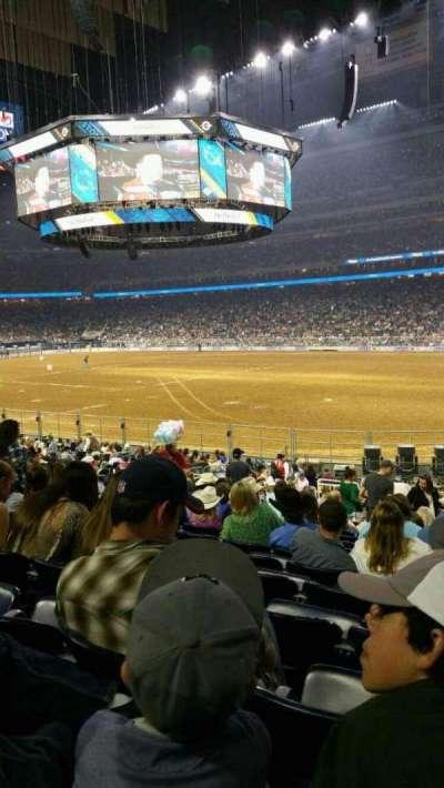 NRG Stadium, section: 102, row: v, seat: 12