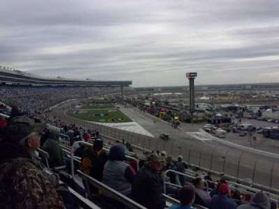Texas Motor Speedway, section: 134, row: 42, seat: 11