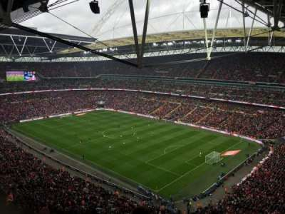 Wembley Stadium, section: 520, row: 26, seat: 196