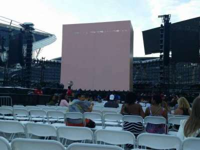 Soldier Field, section: B2, row: 4, seat: 19