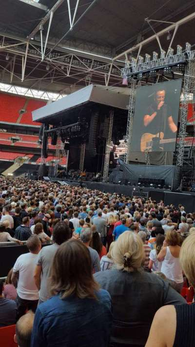 Wembley Stadium, section: 142, row: 8, seat: 235