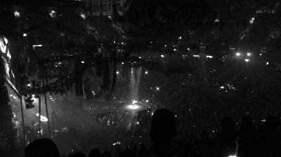 The Palace of Auburn Hills, section: 204, row: 12, seat: 5