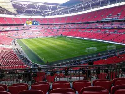 Wembley Stadium, section: 243, row: 11, seat: 100
