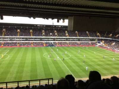 White Hart Lane, section: E