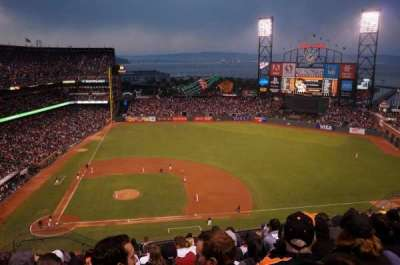AT&T Park, section: 308, row: 10, seat: 20