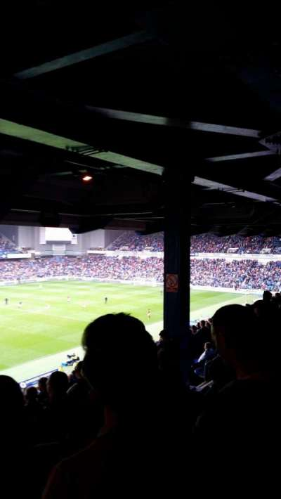 Ibrox Park, section: MRT, row: D, seat: 280