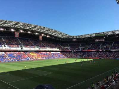 Red Bull Arena, section: 114, row: 15, seat: 16