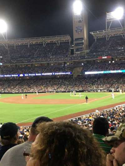 PETCO Park, section: 122, row: 30