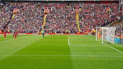 Anfield, section: KG, row: 7, seat: 30