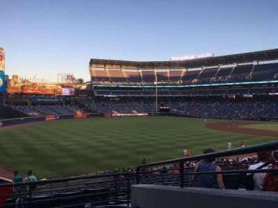 Turner Field, section: 228, row: 4, seat: 8