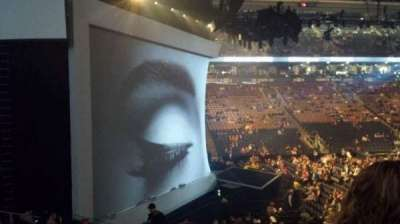 Air Canada Centre, section: 110, row: 20, seat: 13