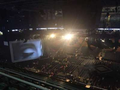 Air Canada Centre, section: 308, row: 10, seat: 14