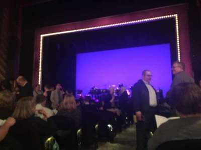Lunt-Fontanne Theatre, section: Orchestra, row: N, seat: 2