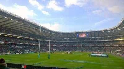 Twickenham Stadium, section: L32, row: 16, seat: 115