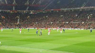 Old Trafford, section: Sth127, row: 4, seat: 53